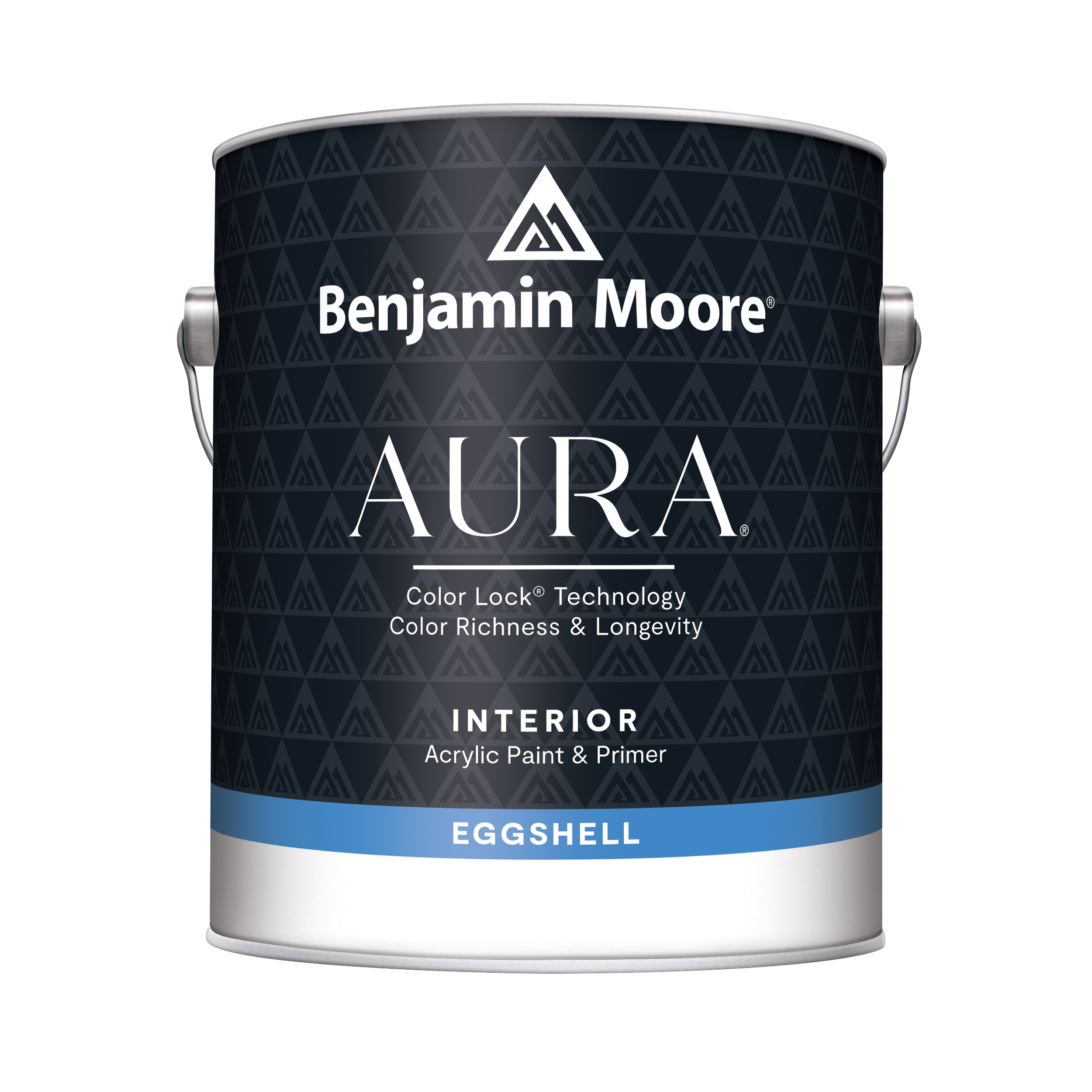 Picture of Benjamin Moore Aura 05241X-001 Interior Paint, Eggshell, Pastel Base, 1 gal Package