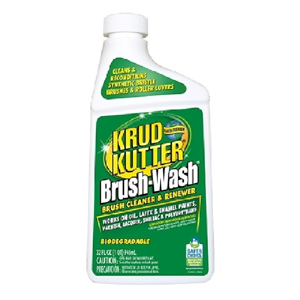 Picture of KRUD KUTTER BW326 Cleaner and Renewer, 32 oz Package, Bottle, Liquid, Clear