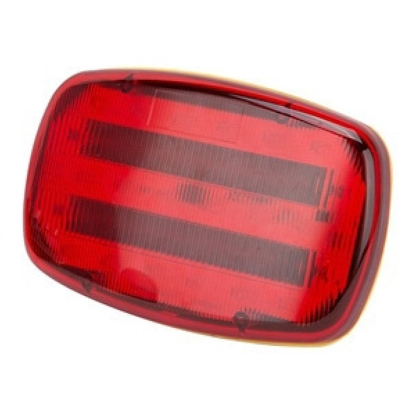Picture of PowerZone 35706 Magnetic Safety Light, Red Reflector