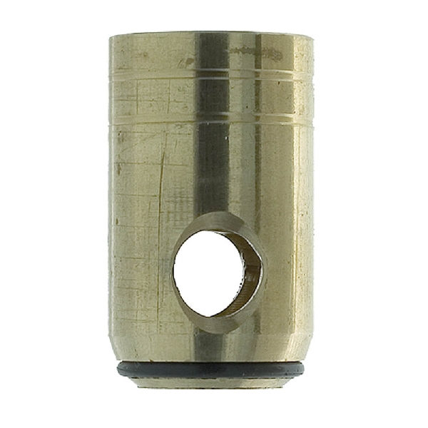 Picture of Danco 15027E Faucet Stem Barrel, Brass, Brass, 4.48 in L, For: American Standard Faucets