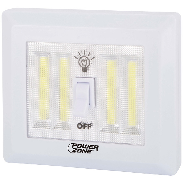 Picture of PowerZone 12498 Cordless Switch Light, 400 Lumens