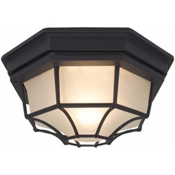Picture of Boston Harbor GX3902L Porch Light Ceiling, Black