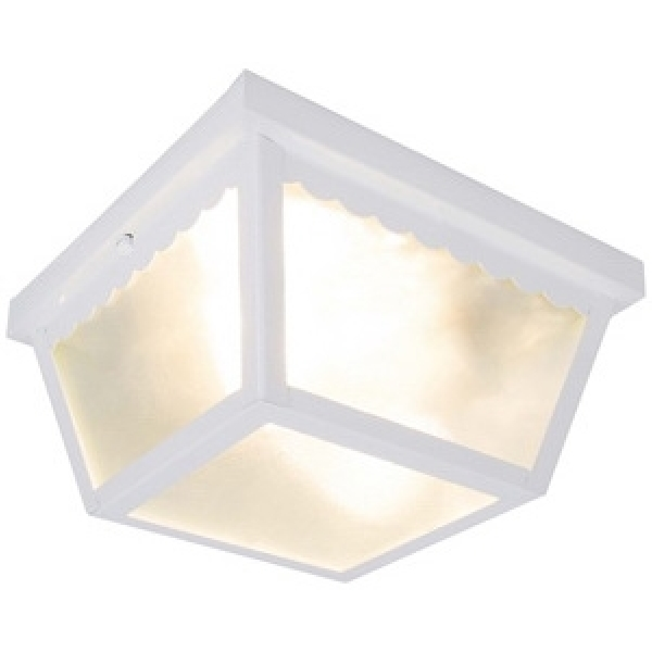 Picture of Boston Harbor 991-070082WH Porch Light Ceiling, White