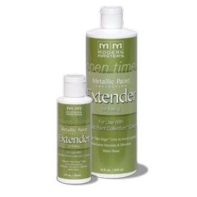 Picture of MODERN MASTERS ME65104 Paint Extender, Liquid, Clear, 4 oz