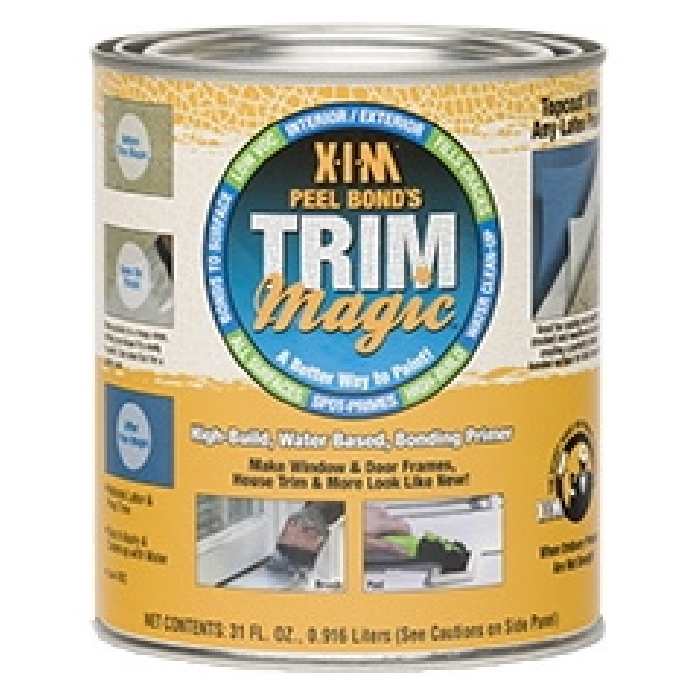 Picture of RUST-OLEUM XIM TRIM MAGIC 11542 Primer Sealer and Filler, 1 qt