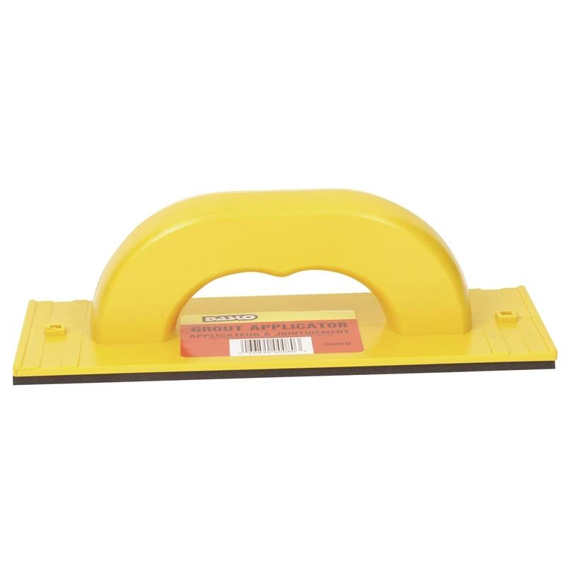 Picture of Homax 80 Grout Float, Plastic, Yellow