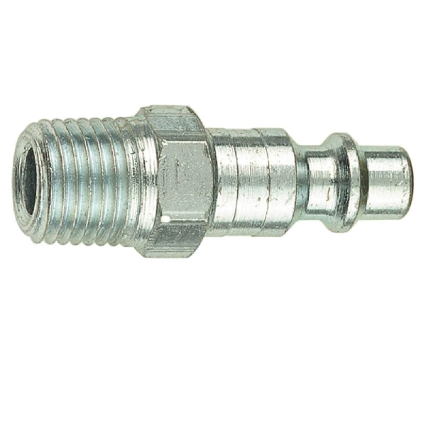 Picture of Forney 75234 Air Plug, 1/4 in, Plug x MNPT, Steel
