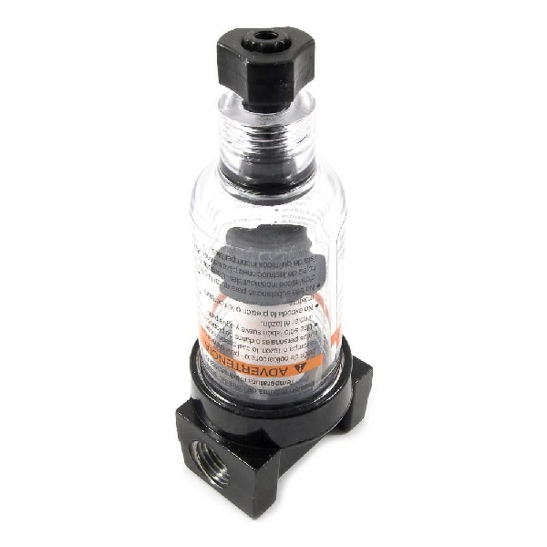 Picture of Forney 75545 Mini Filter, Plastic/Steel, For: Forney 75574 Mounting Bracket, 75578 Replacement Element