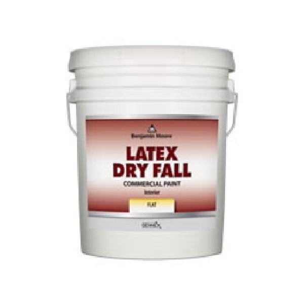 Picture of Benjamin Moore 03954X-005 Interior Latex Paint, Flat, Ultra Base, 5 gal Package