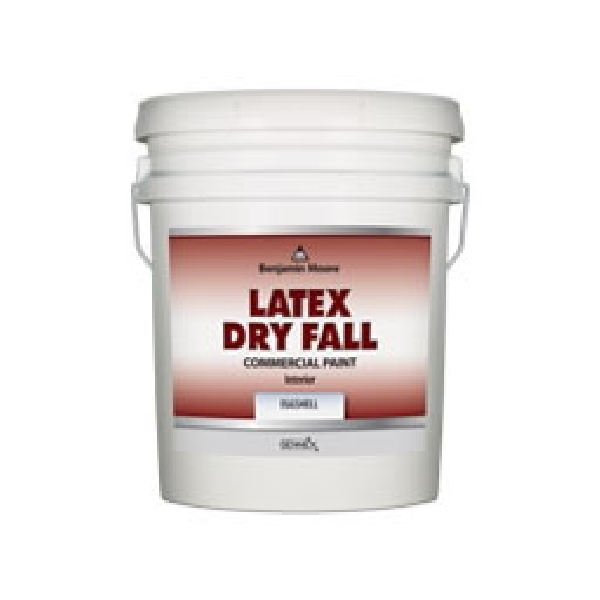 Picture of Benjamin Moore 03961X-005 Interior Latex Paint, Eggshell, Pastel Base, 5 gal Package