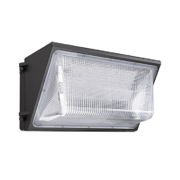 Picture of ETI 53304261 Wall Pack, 120 to 277 V, 32 W, LED Lamp, 110 deg Beam, 3500 Lumens, 5000 K Color Temp