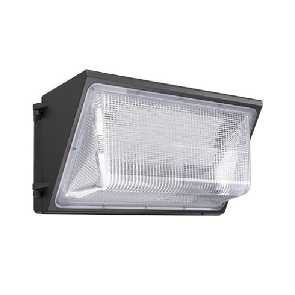 Picture of ETI 53304161 Wall Pack, 120 to 277 V, 54 W, LED Lamp, 110 deg Beam, 6000 Lumens, 5000 K Color Temp