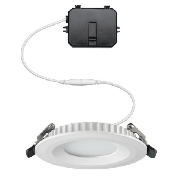 Picture of ETI COLOR PREFERENCE 53809111 Edgelit Downlight, 8.5 W, 120 V