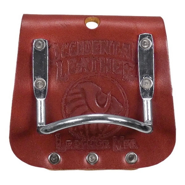 Picture of Occidental Leather 5059 Hammer Holder, Leather, Brown