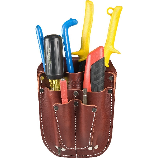 Picture of Occidental Leather 5100 Work Forged Belt Caddy, 4 -Compartment
