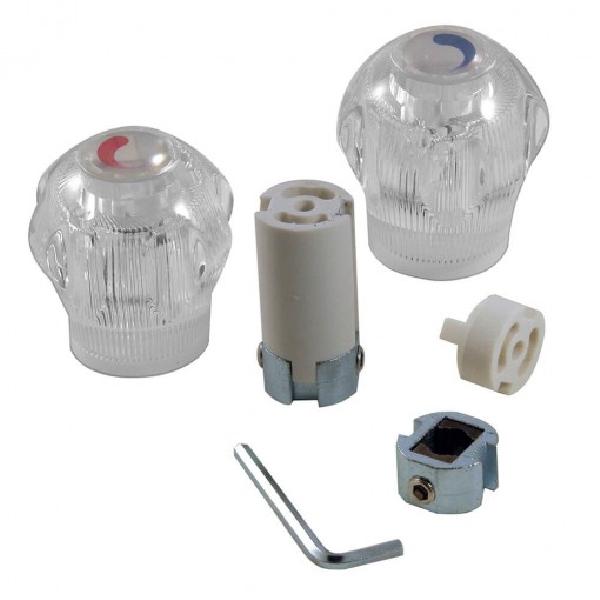 Picture of Danco 80014 Faucet Handle Set, Acrylic