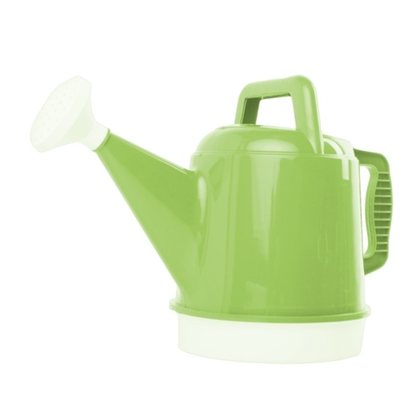Picture of Bloem B80 DWC225 Deluxe Watering Can, 2.5 gal Can, Plastic, Honey Dew