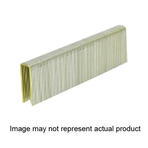 Picture of HITACHI 11206 Staple, 7/16 in W Crown, 2 in L Leg, 16 ga Gauge, Steel, Electro-Galvanized, 10,000, Carton