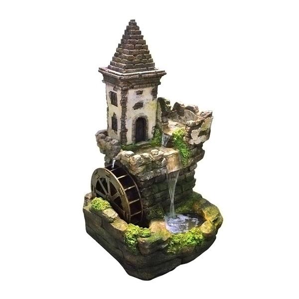 Picture of Alpine USA1164 Fountain, Fairy Castle