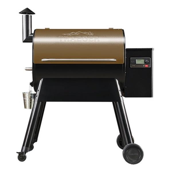Picture of Traeger Pro Series 780 TFB78GZE Pellet Grill, 36,000 BTU pellet grill, Bronze