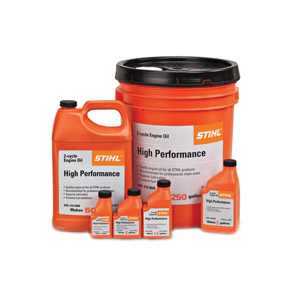 Picture of STIHL 0781-319-8051 Two-Cycle Engine Oil, 5.2 oz Package