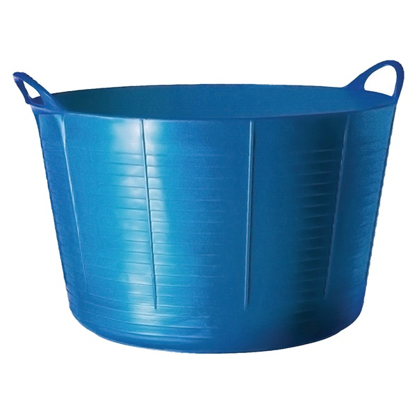 Picture of RED GORILLA SP75BL Tub, 75 L Capacity, Plastic, Blue
