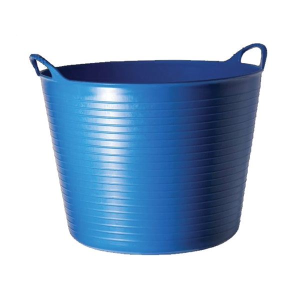 Picture of RED GORILLA SP26BL Tub, 26 L Capacity, Plastic, Blue