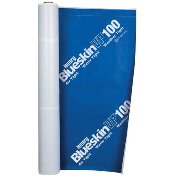 Picture of Henry HEVP100987 Air Barrier Membrane, 100 ft L, 12 in W