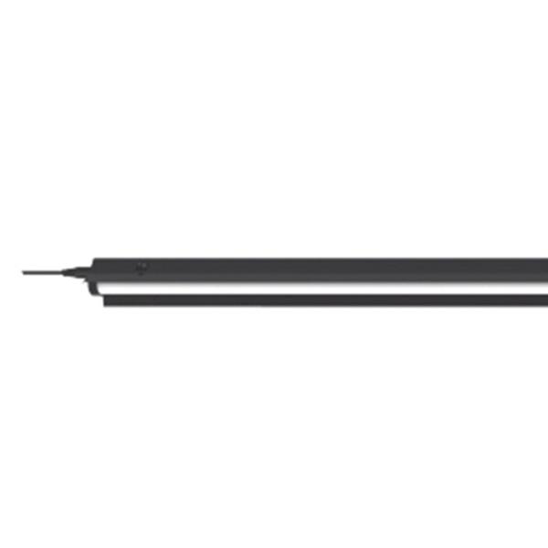 Picture of Greenlite 23W/NLSHL/NOD Shop Light, 120 to 277 V, 23 W, 1-Lamp, LED Lamp, 2000 Lumens, 4000 K Color Temp, Black