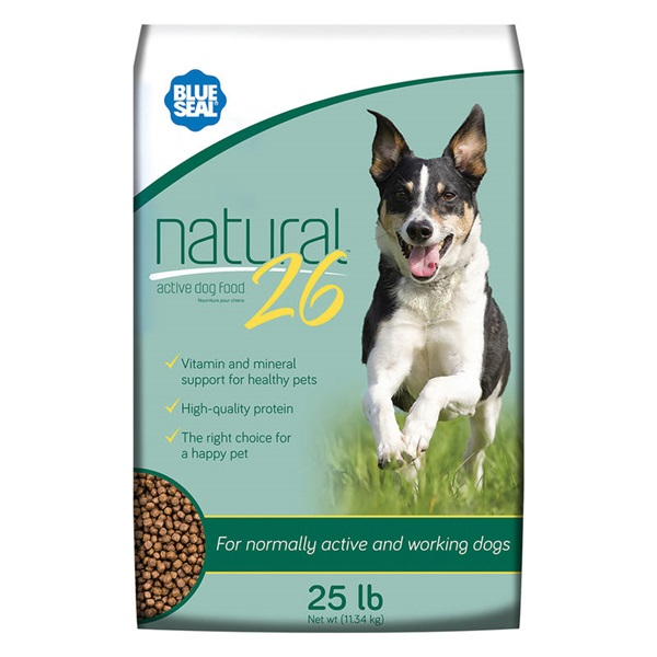 Picture of Blue Seal 14225 Dog Food, Dry, 25 lb Package, Bag