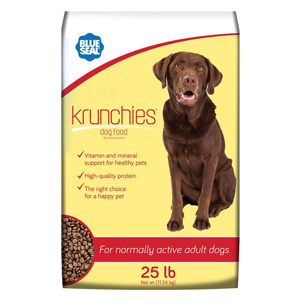 Picture of Blue Seal 14125 Dog Food, Adult Breed, Dry, 25 lb Package, Bag