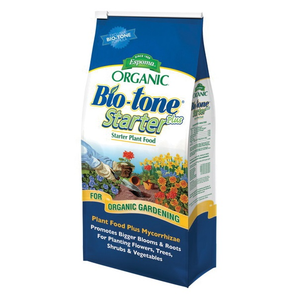 Picture of ESPOMA Bio-tone BTSP4 Plant Food, Granule, 4 lb Package, Bag