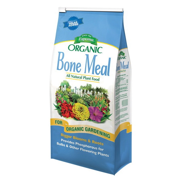 Picture of ESPOMA Bone Meal BM04 Plant Food, 4 lb Package, Bag