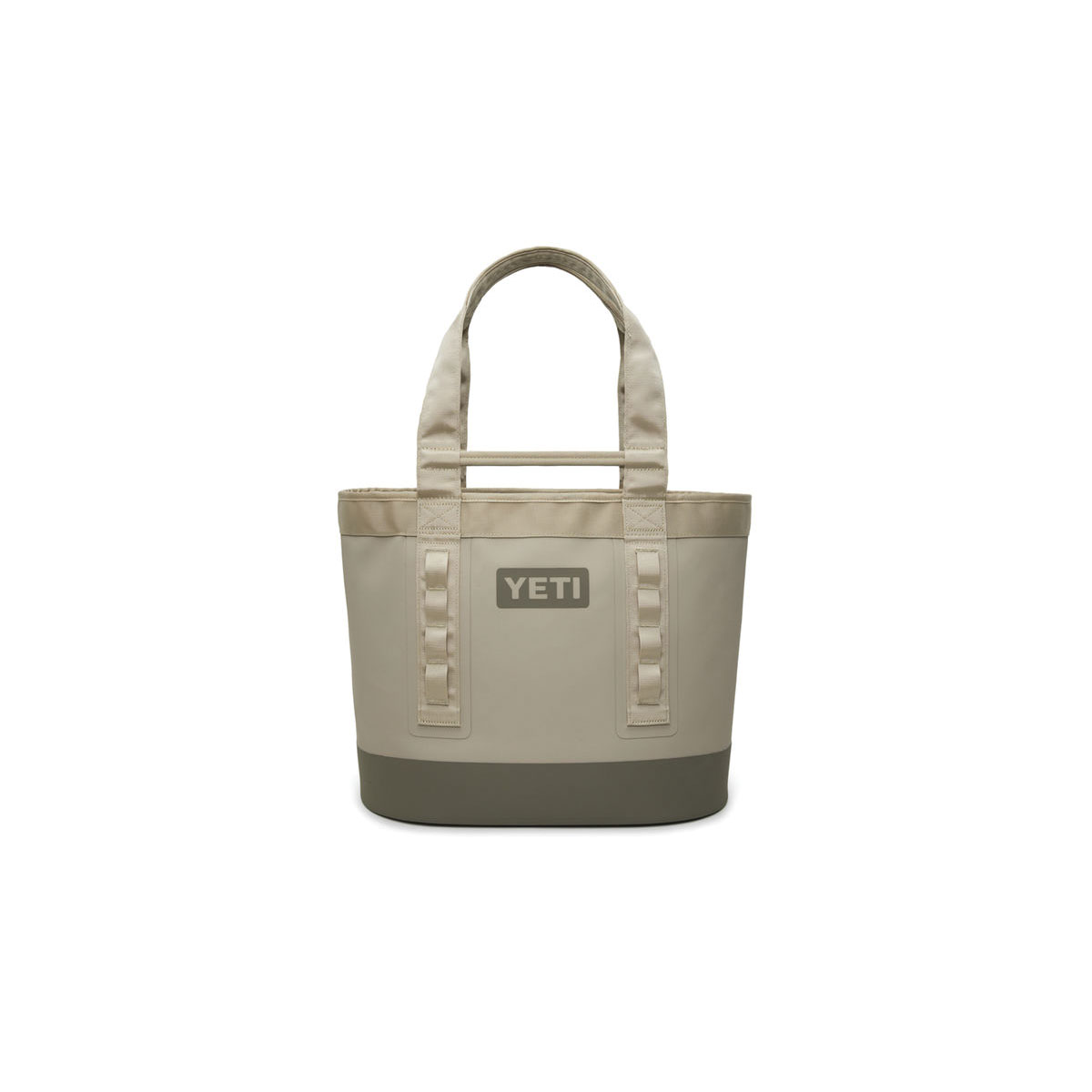 Picture of YETI Camino 35 26010000002 Tote Bag, Everglade Sand, 9-7/8 in L, 18-1/8 in W, 14-7/8 in H
