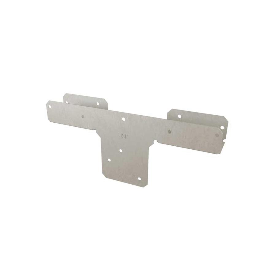 Picture of MiTek TTF22-TZ Bracket, 4-1/4 in H, 10 in D, Steel, Zinc
