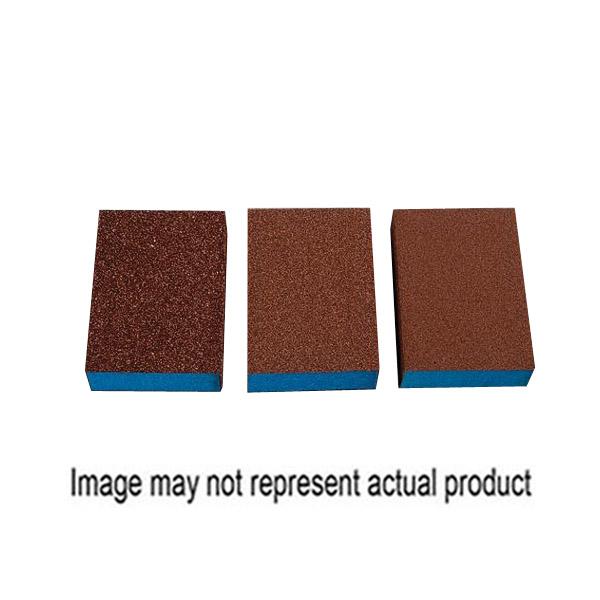 Picture of Webb 100012 Standard Sanding Block, 3-7/8 in L, 2-5/8 in W, Fine