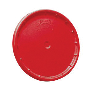 Picture of LEAKTITE 6GLDRED186 Easy Off Lid, Red