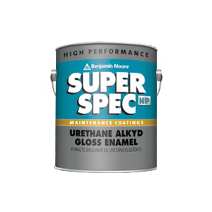 Picture of Benjamin Moore 0P221B-004 Urethane Alkyd Gloss, Gloss, Liquid, 1 qt