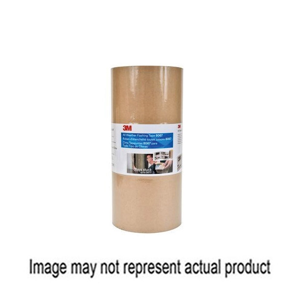 Picture of 3M 3MFLASHTAPE6 Flashing Tape, 75 ft L, 6 in W, Tan, 8, Roll