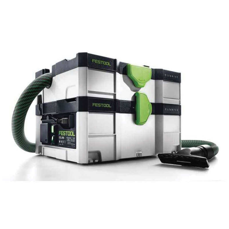 Picture of Festool CT SYS 575280 Dust Extractor, 120 VAC, 8.3 A, 1000 W, 106 cfm Air