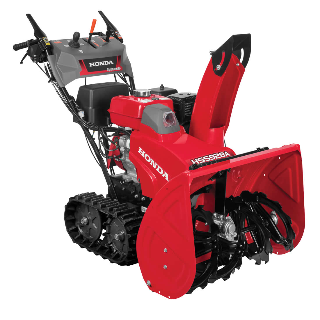 Picture of Honda HSS928AATD Snow Blower, Gas, 270 cc Engine Displacement, 4-Cycle OHV Engine, 2 -Stage, 52 ft Throw