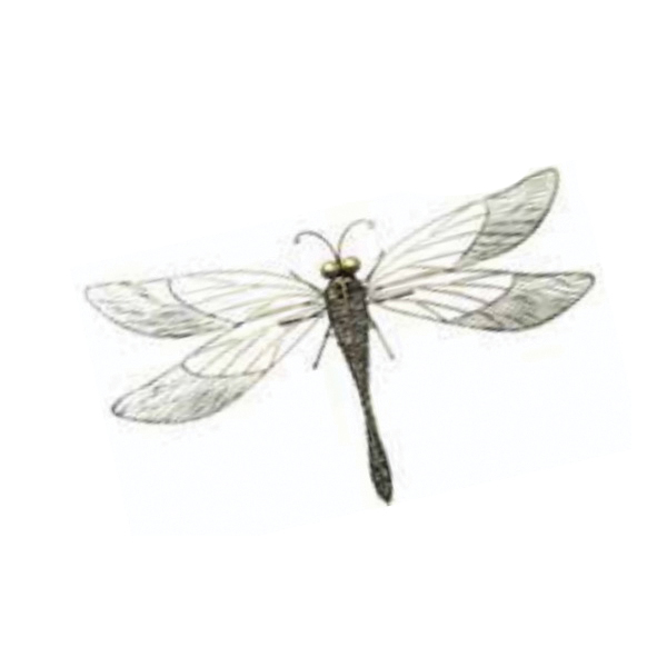 Picture of Very Cool Stuff V15 MWD22 Wire Dragonfly Wall Decor