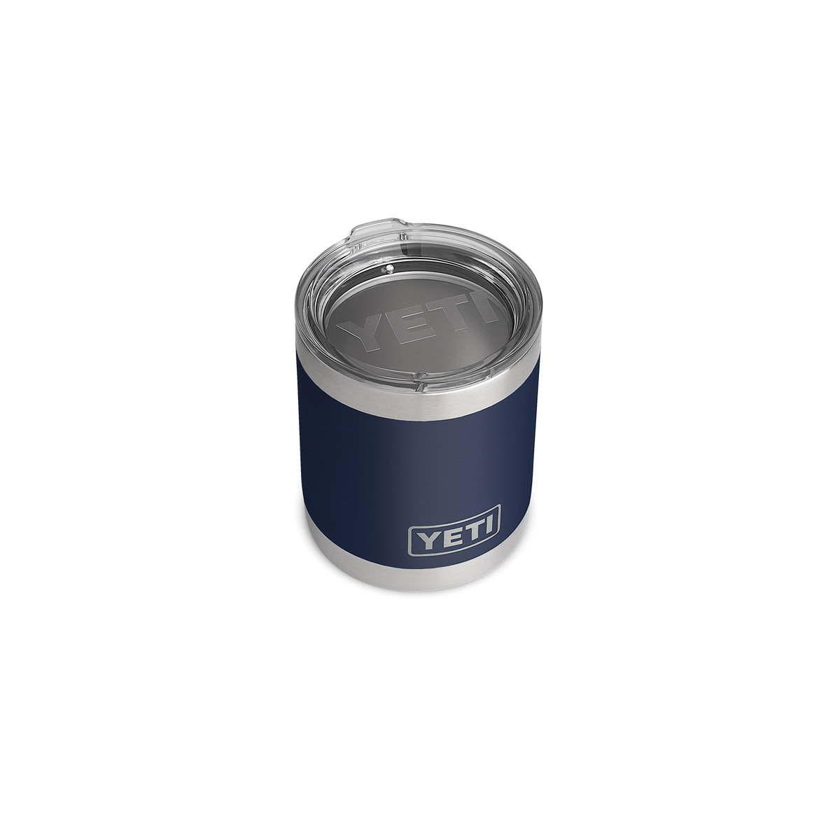 Picture of YETI Rambler 21071010016 Wine Tumbler, 10 oz Capacity, Stainless Steel, Navy, Insulated, 1