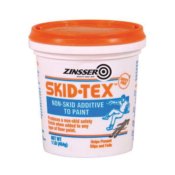 Picture of ZINSSER Skid Tex ST30 22242 Non-Skid Additive, Solid, 1 lb