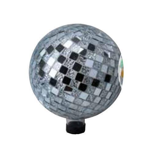 Picture of Very Cool Stuff V15 GLMGD102 Garden Disco Globe, 10 in Dia, Glass