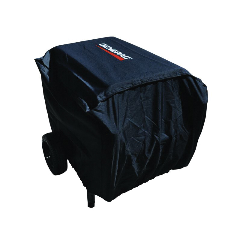 Picture of GENERAC 6811 Generator Cover, Portable, Polyester, For: 5000 to 8000 W Portable Generators