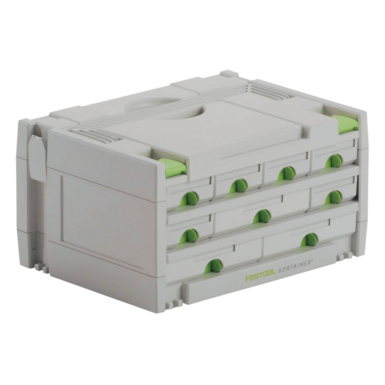 Picture of Festool 491985 Sortainer, 9-Drawer, ABS Drawer, 395 mm OAL, 295 mm OAW, 210 mm OAD