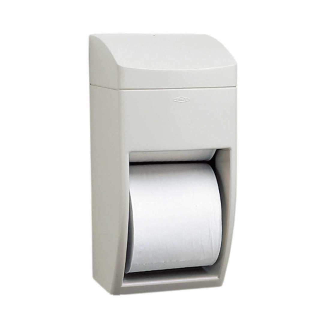 Picture of Bobrick MatrixSeries BO-5288 Multi-Roll Toilet Tissue Dispenser, 5-3/4 in Roll, Plastic, Gray