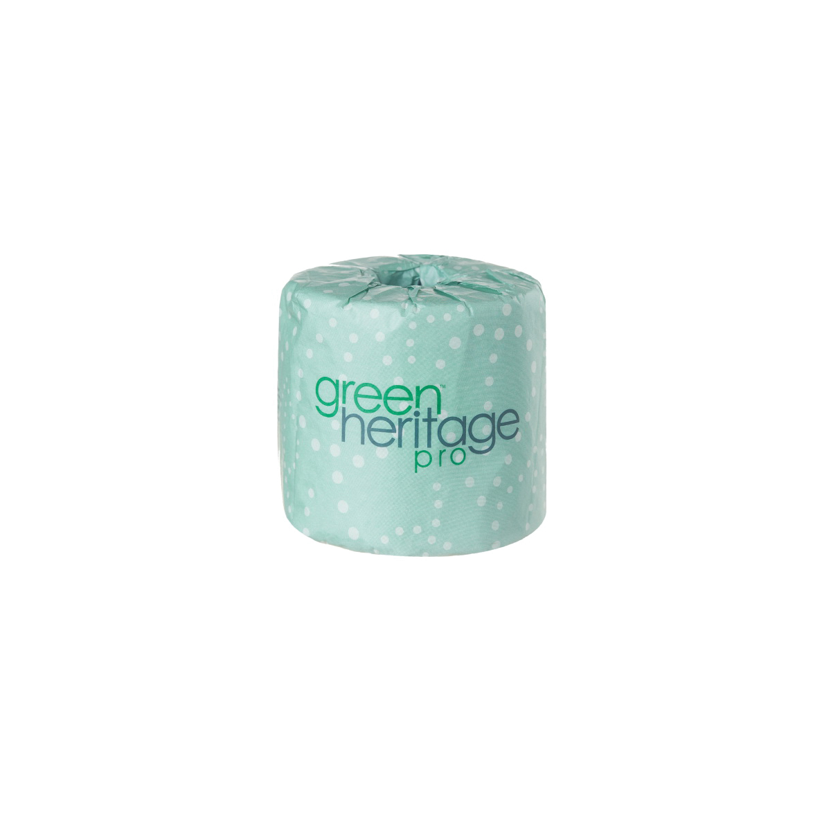 Picture of Green Heritage Pro AT-115 Bathroom Tissue, 4 x 3.1 in Sheet, 260.4 ft L Roll, 1 -Ply, 96