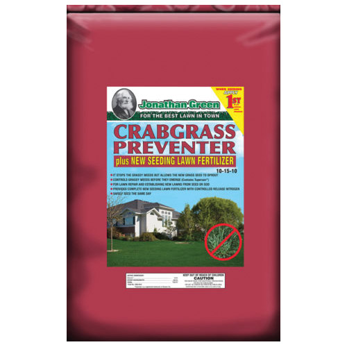 Picture of Jonathan Green 10465 Lawn Fertilizer, Solid, 15 lb Package, Bag